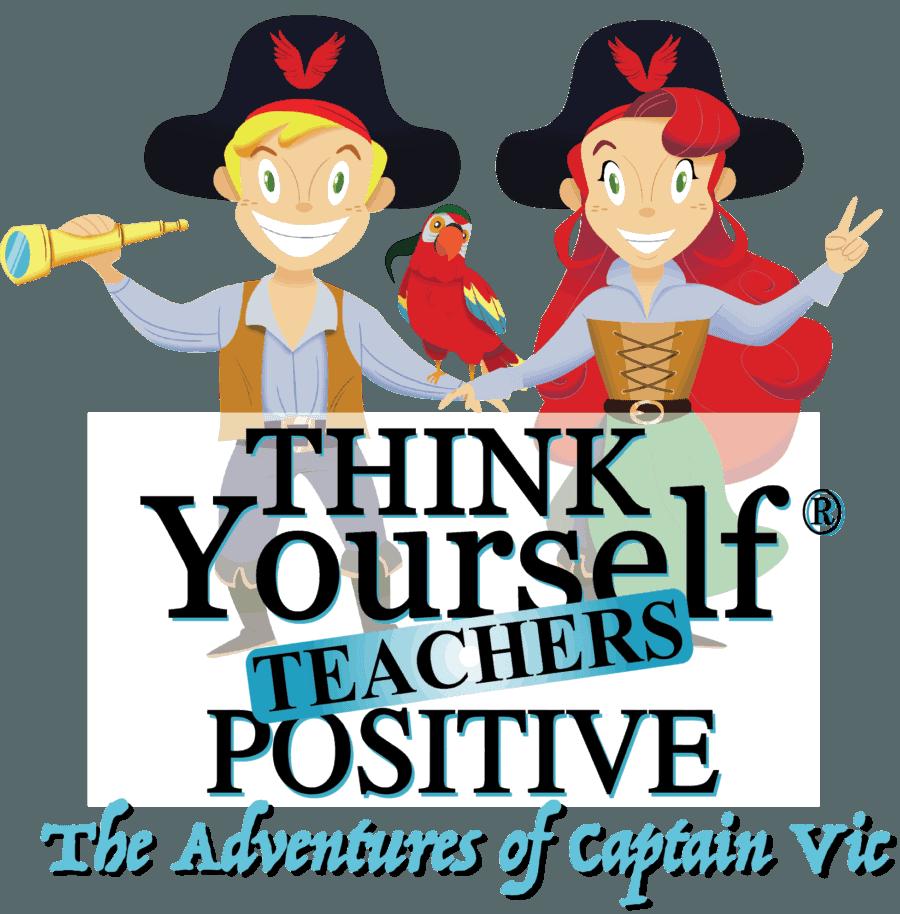 Think Yourself POSITIVE TEACHERS Thumbnail