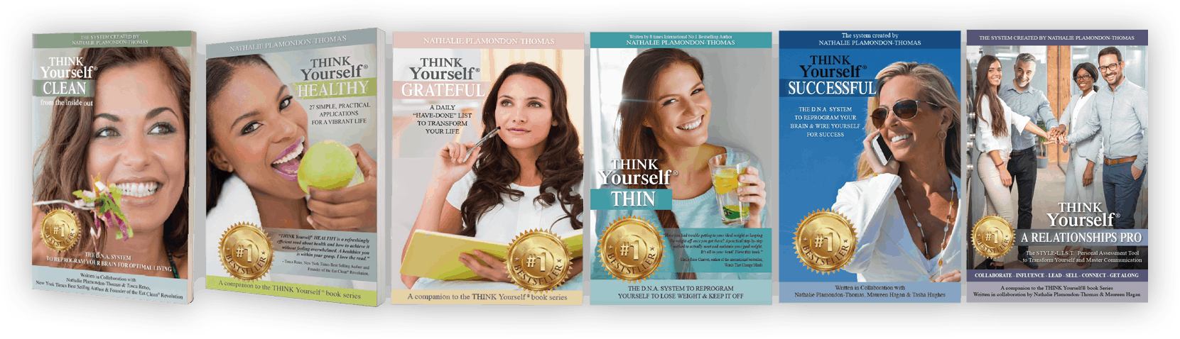 THINK Yourself International Best-Selling Books